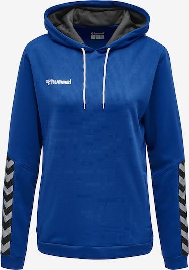 Hummel Sporttrui in de kleur Blauw, Productweergave