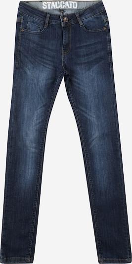 STACCATO Jeans in de kleur Donkerblauw: Vooraanzicht