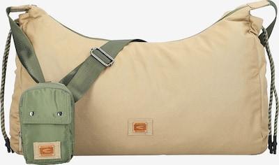 CAMEL ACTIVE Umhängetasche 'Laona' in beige / braun / khaki, Produktansicht