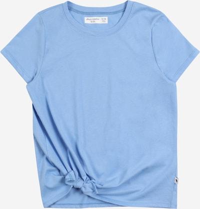 Abercrombie & Fitch Shirt in rauchblau, Produktansicht