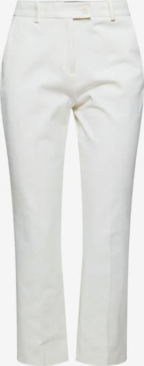Esprit Collection Pantalon à plis en blanc, Vue avec produit