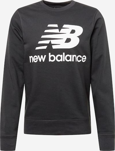 new balance Mikina - černá / bílá, Produkt