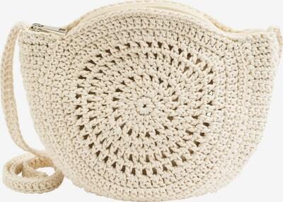 HALLHUBER Schultertasche in cappuccino, Produktansicht