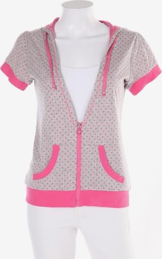 Tally Weijl Sweatshirt & Zip-Up Hoodie in L in Light grey, Item view