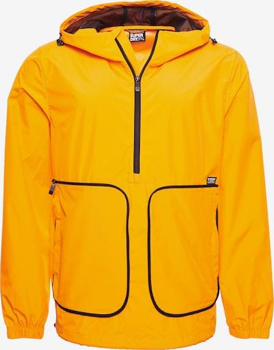Superdry Functionele jas in de kleur Sinaasappel, Productweergave