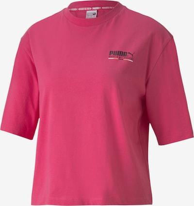PUMA Shirt in pink, Produktansicht