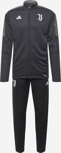 ADIDAS PERFORMANCE Sportanzug 'JUVE TK' in schwarz / weiß, Produktansicht