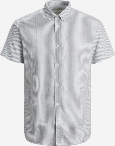 JACK & JONES Košile - světle zelená / bílá, Produkt