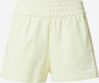 ADIDAS ORIGINALS Pantalon en jaune, Vue avec produit