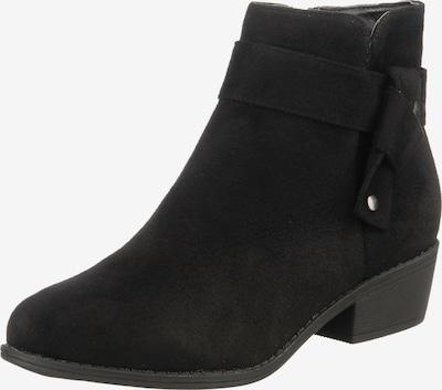 ambellis Stiefelette in schwarz, Produktansicht