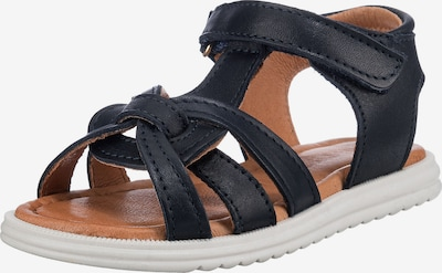 BISGAARD Sandale in navy, Produktansicht