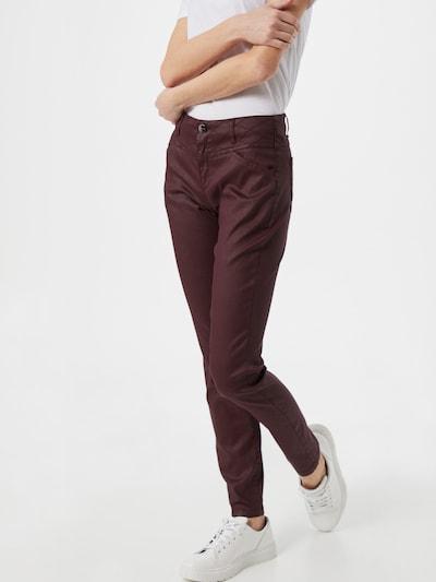 COMMA Jeans in bordeaux, Modelansicht
