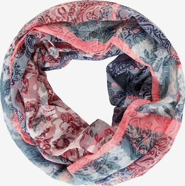 CECIL Tube Scarf in Blue