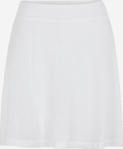 J.Lindeberg Sportrok in de kleur Zwart / Wit, Productweergave