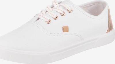 Lynfield Sneaker in gold / weiß, Produktansicht