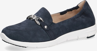 CAPRICE Classic Flats in Navy, Item view