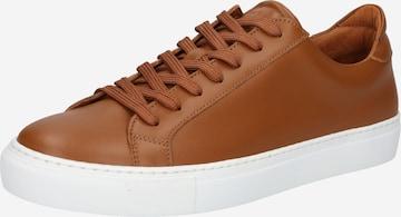 Garment Project Sneaker 'Type' in Braun