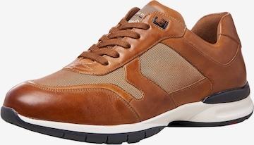 LLOYD Sneaker 'KODEX' in Braun