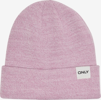 ONLY Beanie 'Spring' in Purple / Mauve, Item view