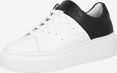 fekete / fehér Apple of Eden Rövid szárú edzőcipők 'Melody 1', Termék nézet