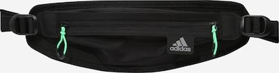 ADIDAS PERFORMANCE Torba sportowa na pasek w kolorze jasnozielony / czarnym, Podgląd produktu