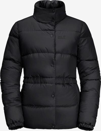 JACK WOLFSKIN Winterjacke 'FROZEN LAK' in schwarz, Produktansicht