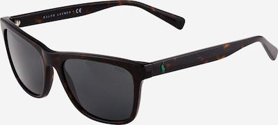 POLO RALPH LAUREN Sonnenbrille in dunkelbraun, Produktansicht