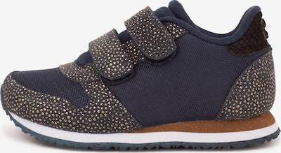 WODEN Kids Sneakers ' Sandra Pearl Nylon ' in Blue, Item view