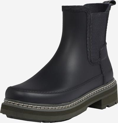 HUNTER Chelsea Boots in anthrazit, Produktansicht