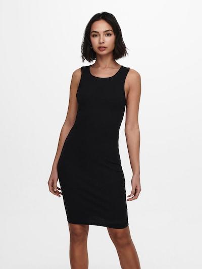 ONLY Kleid 'Corinna' in schwarz, Modelansicht