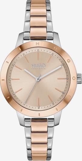 HUGO Analog Watch in Rose gold / Silver, Item view
