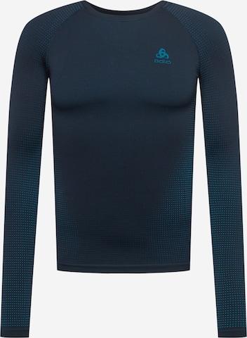 ODLO Funkčné tričko - Modrá