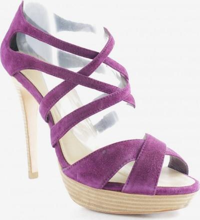Karen Millen High Heels & Pumps in 41 in Camel / Light brown / Purple, Item view