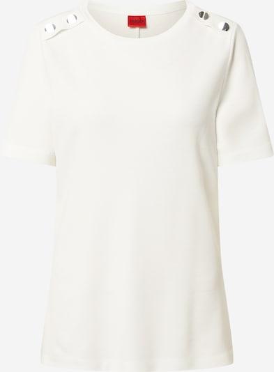 HUGO Shirt 'Delci' in White, Item view
