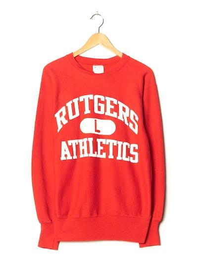 Champion Authentic Athletic Apparel Sweatshirt in L in feuerrot, Produktansicht