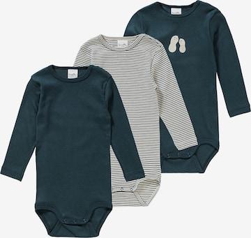 Sanetta Pure Romper/bodysuit in Green
