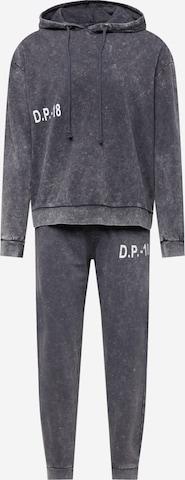 Survêtement Denim Project en gris