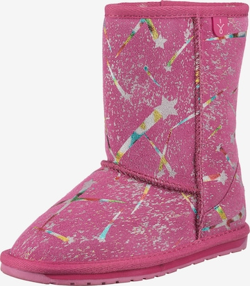 EMU AUSTRALIA Snowboots 'SHOOTING STAR' in Pink