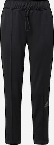 ADIDAS PERFORMANCE Спортен панталон 'UFORU' в черно