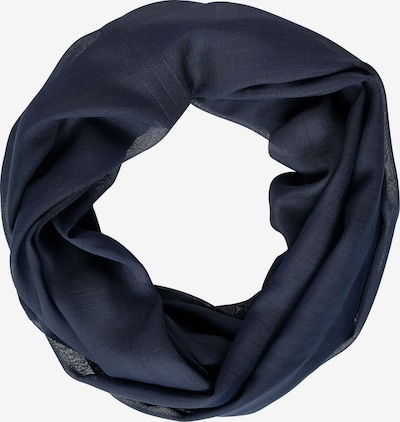 CECIL Basic Loop in Unifarbe in blau, Produktansicht