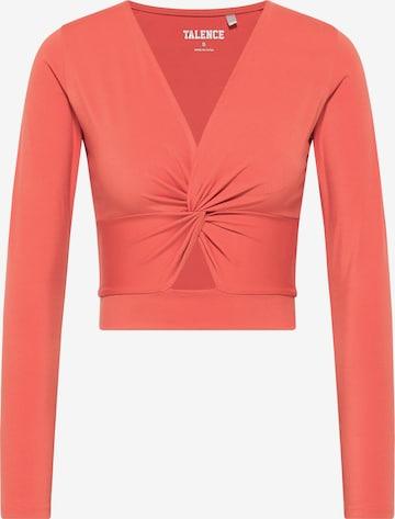 TALENCE T-Shirt in Orange