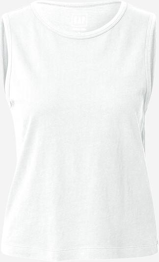 GAP Топ 'SHRUNKEN' в мръсно бяло, Преглед на продукта
