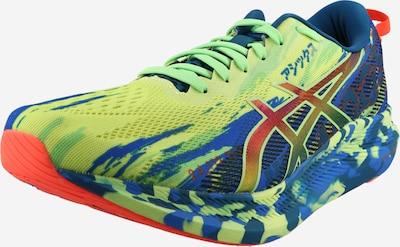 ASICS Chaussure de course 'NOOSA TRI 13' en bleu roi / jaune fluo / kiwi / framboise, Vue avec produit