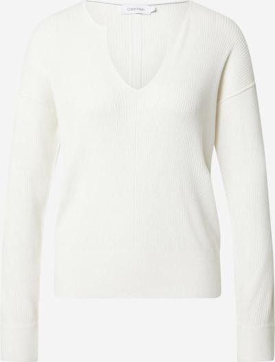 Pulover Calvin Klein pe bej / negru, Vizualizare produs