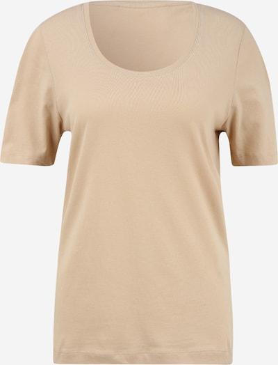 Selected Femme (Tall) Shirt 'SLFSTANDARD' in beige, Produktansicht
