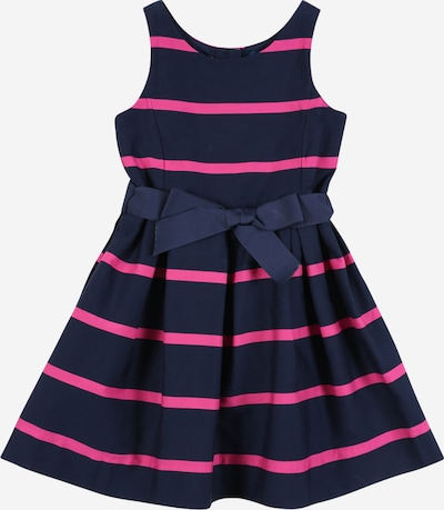 POLO RALPH LAUREN Kleid in navy / pink, Produktansicht