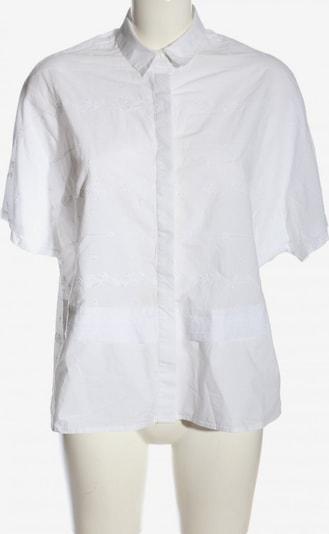 Ipekyol Kurzarmhemd in S in weiß, Produktansicht