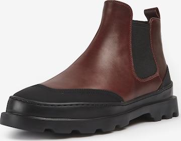 CAMPER Chelsea Boots ' Brutus ' in Braun