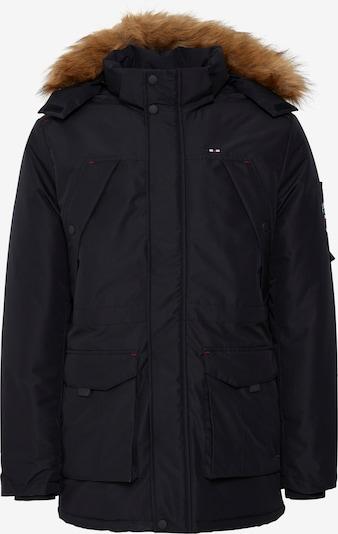 FQ1924 Winterjacke 'AEGIR' in schwarz, Produktansicht