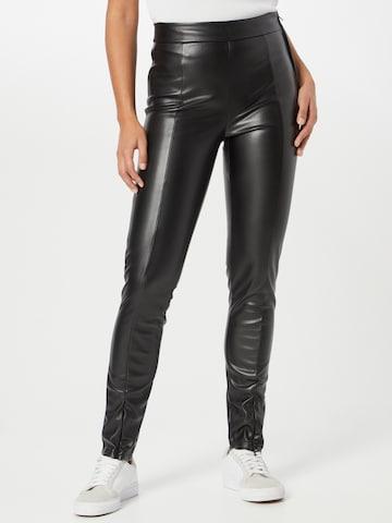 Leggings 'Carrie' di Gina Tricot in nero